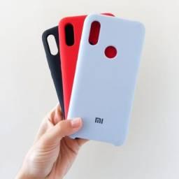 Capa Capinha Original para Xiaomi Redmi 7 - Modelo Premium