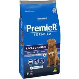 Título do anúncio: Ração Premier Formula Cães Adultos Raças Grandes e Gigantes Frango 15kg