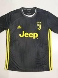 Camisa Juventus Third Adidas 18/19 - Tamanho: G