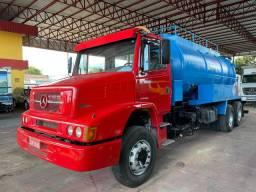 Título do anúncio: Mercedes Benz L1620 6x2 Truck Com Tanque limpa fossa e hidrojateamento