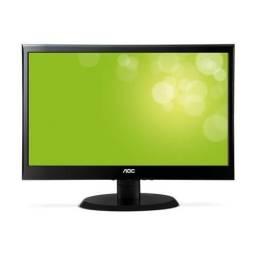Título do anúncio: Monitor AOC 18.5 Widescreen E950Swn