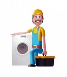 Técnico de máquina de lavar (lavadoras)