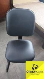 Cadeira fixa de escritório reformada R$:99