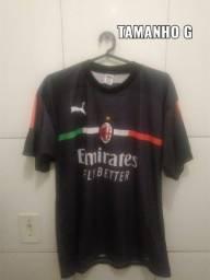 Camisa do Milan 21/22