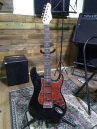 Guitarra Giannini stratocaster
