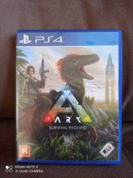Título do anúncio: Jogo PS4 Ark Survival Evolved