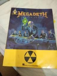 Tablatura Megadeth