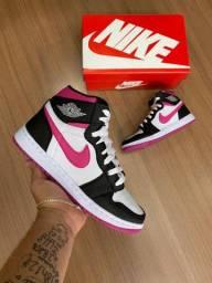 Título do anúncio: Bota Nike Air Jordan One