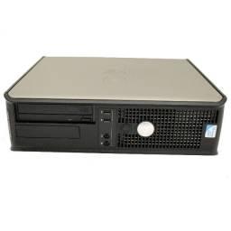CPU Dell OptiPlex 380 Pentium Dual-Core E5400 2.7GHz 2GB parcela cartão