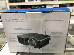 Título do anúncio: Mini projetor