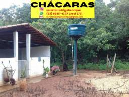 Título do anúncio: Chácara a 5,5 alqueires 26,6 hectares a 25 km de Porto Nacional