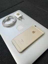 iPhone 6s 64GB - Divido no cartão / Estudo trocas