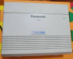 PABX Kx-tes 32br Panasonic 24 ramais