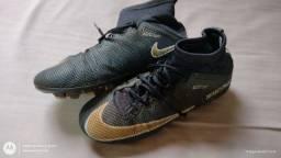 Chuteira botinha campo Nike N*40