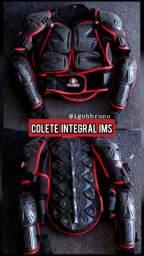 Colete integral IMS para trilha motocross e enduro!