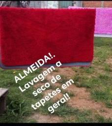 Limpeza e higienização a seco de colchões, sofás em geral