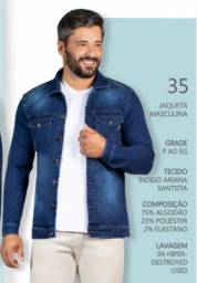 Jaqueta Masc Tam G