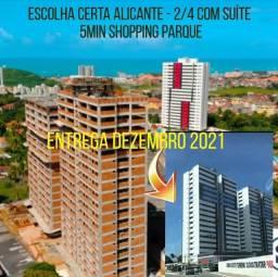Localização Perfeita a 5min Shopping Parque - Alicante