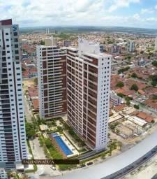 Apartamento com 3 dormitórios à venda, 136 m² por R$ 749.000,00 - Bairro dos Estados - Joã