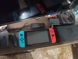 Console Nintendo Switch usado