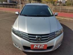 Título do anúncio: Honda city 2010 1.5 lx 16v flex 4p automÁtico
