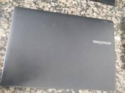 Notebook emachines liga não aparece imagem