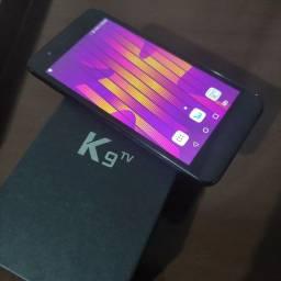 Título do anúncio: Celular LG K9 tv zerado