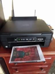 Impressora Epson com 241 com builk ink