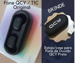 Fone sem fio QCY / T1C bluetooth tws Xiaomi ORIGINAL