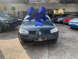 Título do anúncio: Renault Megane Sedan Expression hi-flex Manual 2009 R$ 17.200,00