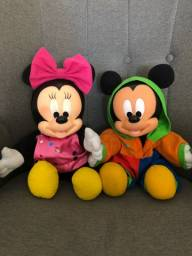 Título do anúncio: Bonecos Mickey e Minnie
