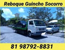 REBOQUE GUINCHO SOCORRO