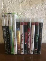 Jogos ps3 e Xbox