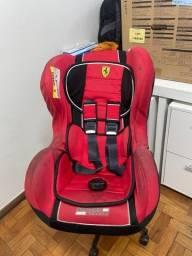Título do anúncio: Cadeirinha para automovel Cosmo SP Red Ferrari 0 a 25KG Reclinavel