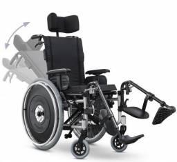 Título do anúncio: Cadeira de Rodas Ortobras Reclinável