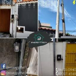 Título do anúncio: Eletrotécnico Roberto Eletricista Profissional