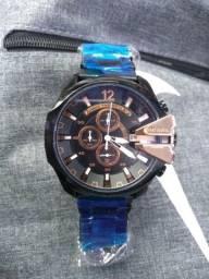 Título do anúncio: Relógio masculino diesel aprova d'água, multifuncional