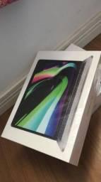Título do anúncio: MacBook Pro 13(8GB m1 256gb ano 2020!) novo lacrado!
