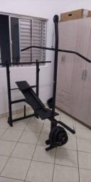 Estação de musculação MasterGym IV