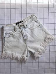 Short Jeans 34  seminovo