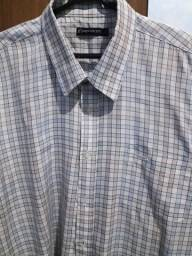 Kit com 10 Camisas social manga longa