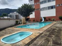Apartamento com 1 dormitório para alugar, 26 m² por R$ 450,00/mês - Alto - Teresópolis/RJ