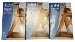 meia-calça trifil adherence - 3 unidades