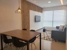 001L - Apartamento tipo flat, para alugar, 1 quarto, Mobiliado, lazer, próximo à Jaqueira
