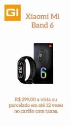 Título do anúncio: Xiaomi Mi Band 6