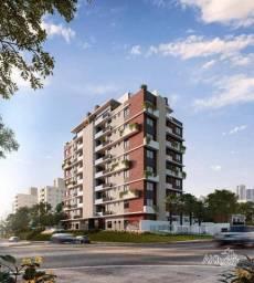 Apartamento com 3 dormitórios à venda, 102 m² por R$ 828.828,01 - Bigorrilho - Curitiba/PR