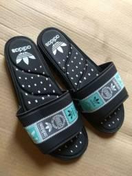 Sandália Estilo Adidas