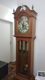 Relógio Urgos - Tempus Fugit carrilhão perfeito