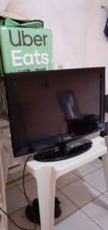 TV Samsung 32 não liga com defeito.