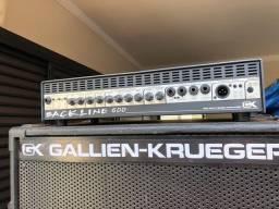 Ser contra baixo GK - Gallien Krueger